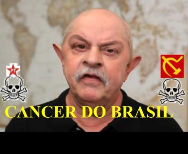 lula cancer do Brasil.